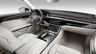 New Audi A8 - A8 L interior