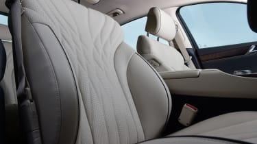 Genesis G80 - seats