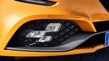 Renault Megane R.S. - fog light