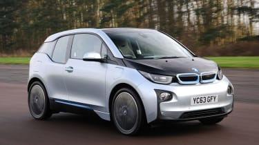 BMW i3 - best low emissions green cars