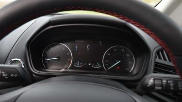 Ford EcoSport - dials