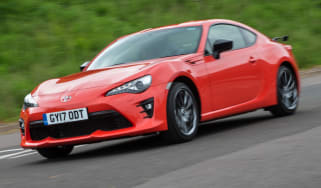 Best track day cars - Toyota GT86