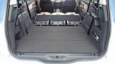 Citroen Grand C4 Picasso - boot