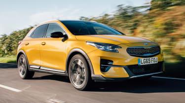 Kia XCeed 1.4 petrol - front