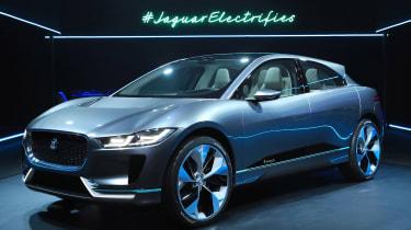 Jaguar I-Pace - front reveal