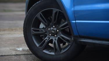 Range Rover Evoque - wheel