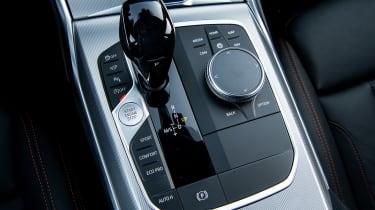 BMW 320d - transmission