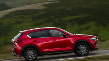 Mazda CX-5 2.2d Sport Nav - side