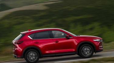 Mazda CX-5 2.2d Sport Nav - side