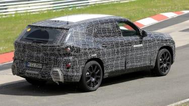 BMW X8 - spyshot 4