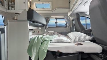Ford Transit Custom Nugget - interior