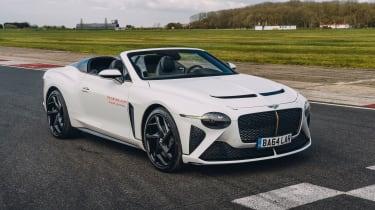 Bentley Bacalar - front
