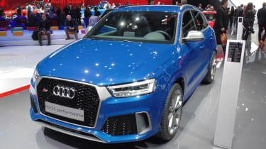 Audi RS Q3 Performance - Geneva show front