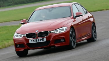 BMW 3 Series - best cars for less than £10 per day