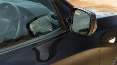 Used BMW X3 - wing mirror