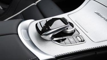 Mercedes-AMG C 63 S - centre console