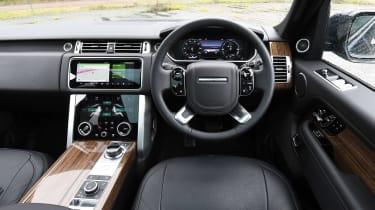 Range Rover - dash