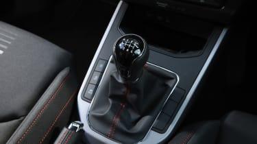 SEAT Arona gear lever