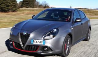 Alfa Romeo Giulietta - facelift front action