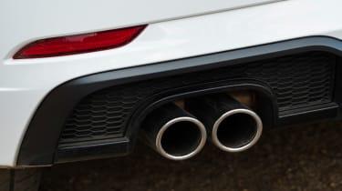 Audi A3 exhaust