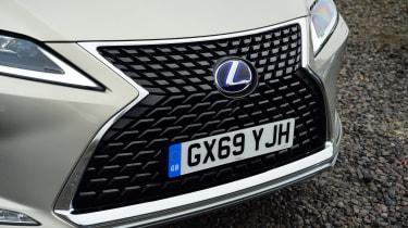 Lexus RX - grille