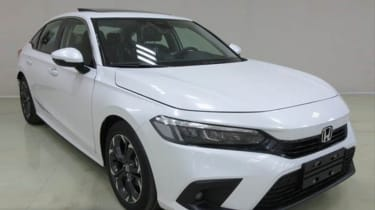 Honda Civic 2021 main