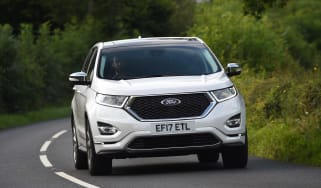 Ford Edge Vignale - front