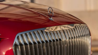 Vision Mercedes-Maybach Ultimate Luxury concept - grille
