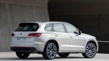 VW Touareg One Million - rear static