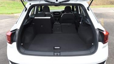 Volkswagen T-Roc - boot