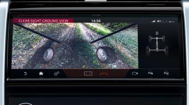 Land Rover Discovery Sport - camera