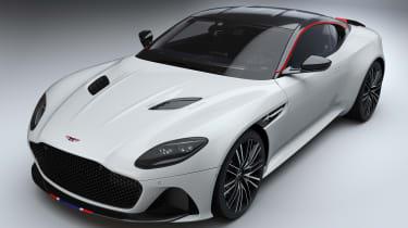 Aston Martin DBS Superleggera Concord - front 3/4 static