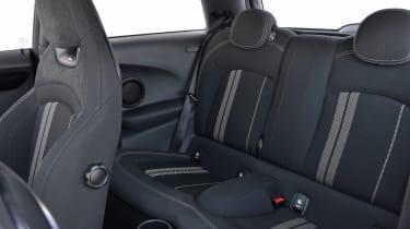 MINI John Cooper Works Challenge - rear seats