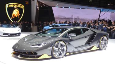 Geneva Motor Show 2016 - Lamborghini Centenario 1