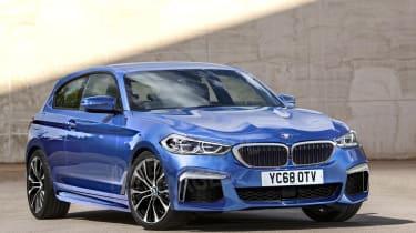 BMW 1 Series 2018 render