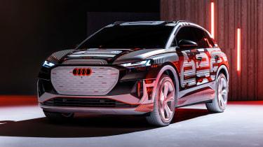 Audi Q4 e-tron - front static