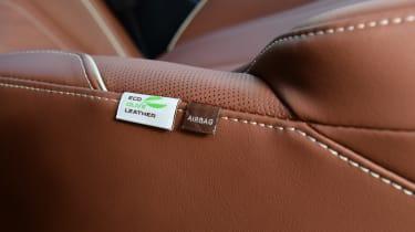 Skoda Enyaq iV 80 - seat detail