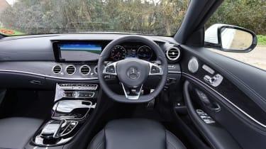 Mercedes E-Class Estate 2017 - E 220d 4MATIC interior
