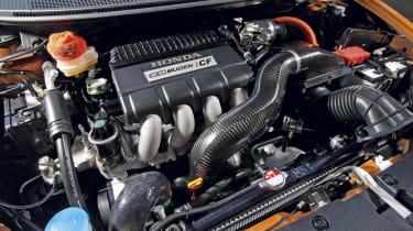 Honda CR-Z Mugen engine