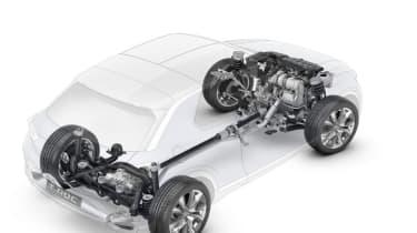 VW T-ROC concept 2014 4x4