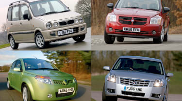 Bad cars - used cars to avoid at all costs