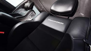 Jeep Grand Cherokee Trackhawk - seats