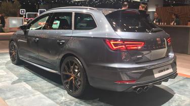 SEAT Leon Cupra R ST - rear