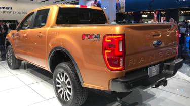 Ford Ranger - Detroit rear