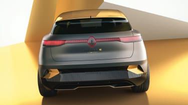 Renault Megane eVision - full rear