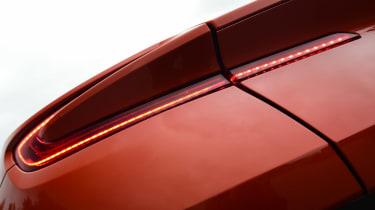 Aston Martin DB11 - rear detail