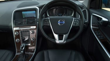Used Volvo XC60 - dash
