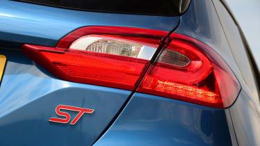 Ford Fiesta ST - rear light