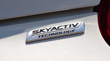 Mazda MX-5 - SkyActiv bagde