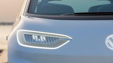Volkswagen I.D. - front light detail